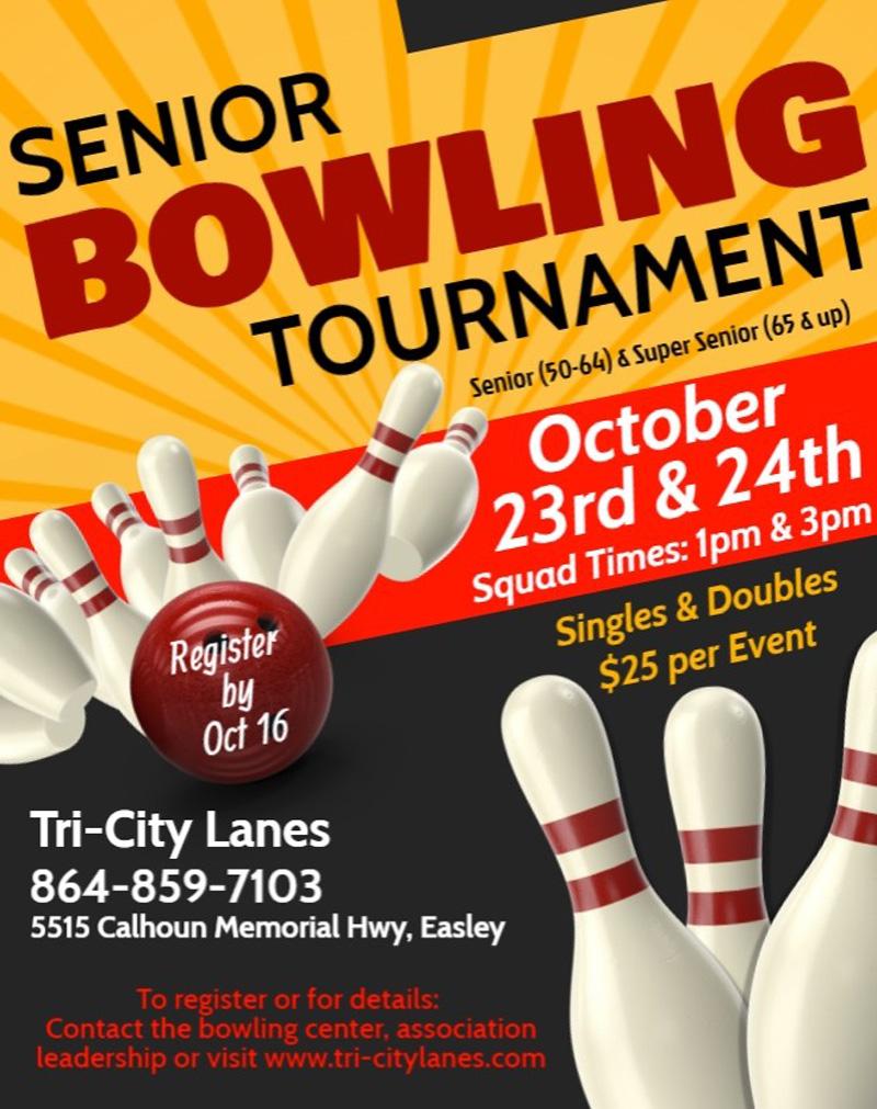 senior tournament